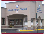 Indiantown Road, King George for Fredericksburg Nephrology Associates, Inc.